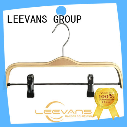 LEEVANS Latest clothes hangers for skirts company for kids