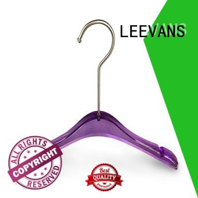 LEEVANS Top cheap coat hangers Supply for casuals