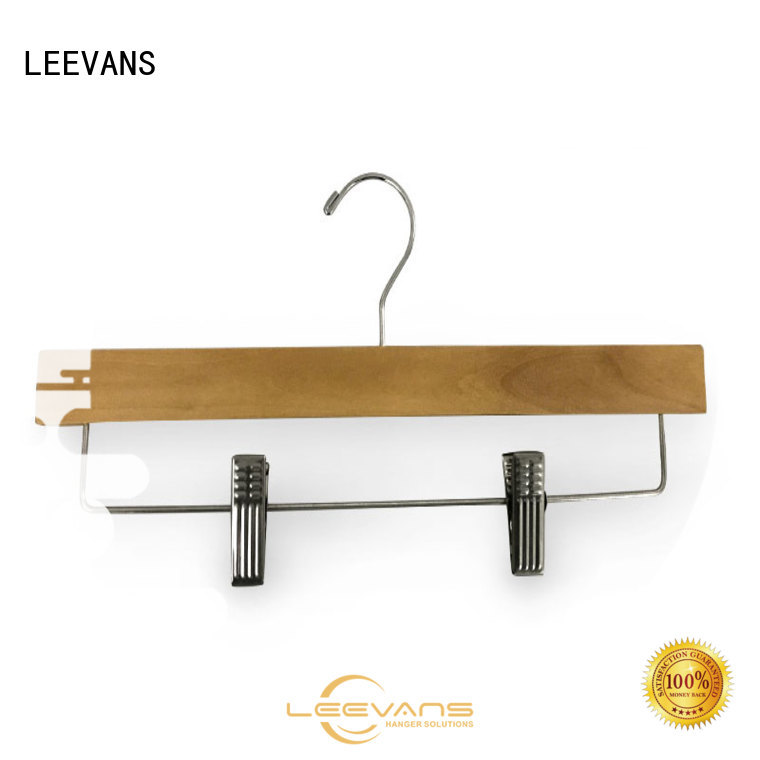 Best slim wooden hangers panton company for clothes