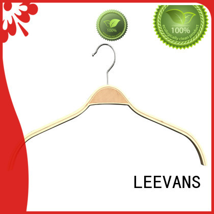 LEEVANS pieces white clothes hangers for business for skirt