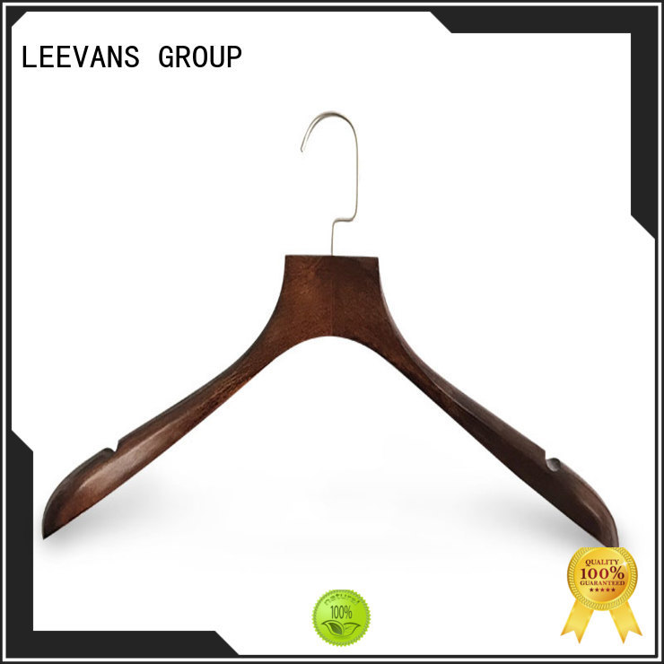 LEEVANS online childrens wooden hangers supplier for clothes