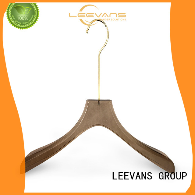 LEEVANS Top custom hangers for business for casuals