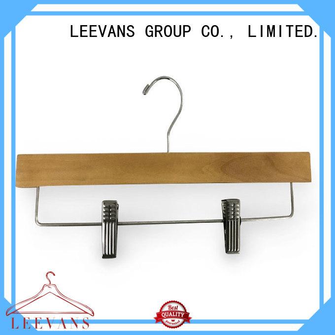 online thin wooden hangers manufacturer for children