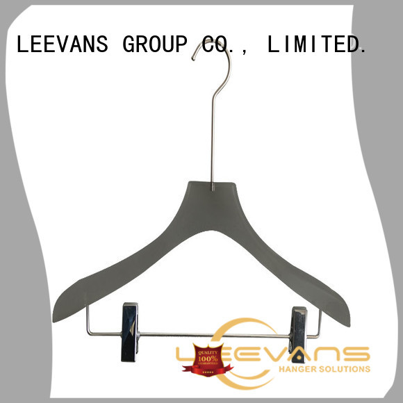 LEEVANS High-quality acrylic coat hangers for business for casuals