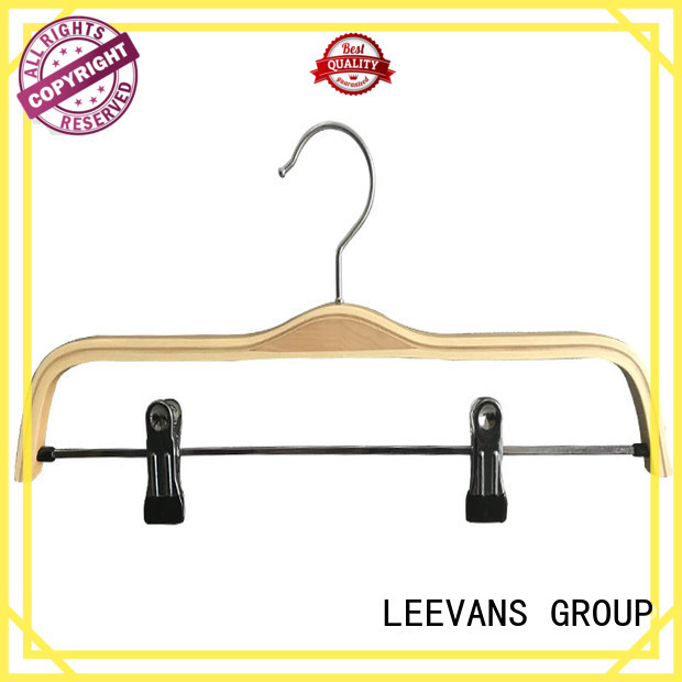 LEEVANS top skirt coat hangers company for clothes