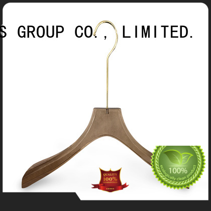 LEEVANS perspex decorative hangers company for suits