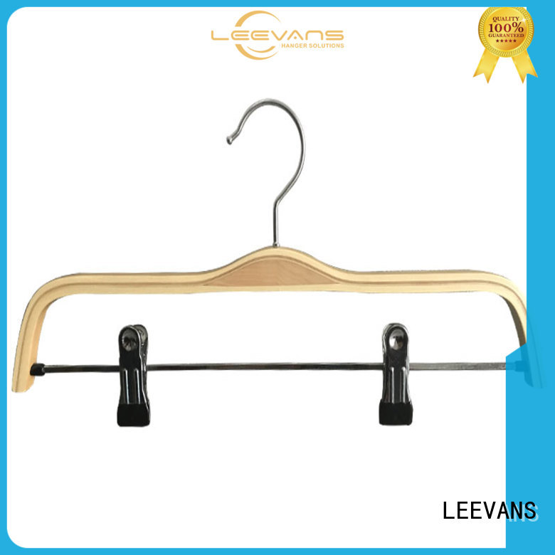 LEEVANS Top hotel hangers manufacturers for clothes