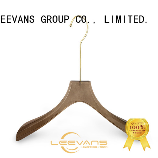 LEEVANS High-quality custom coat hangers Supply for suits