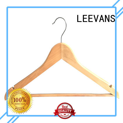 LEEVANS price suit coat hangers manufacturers for trouser