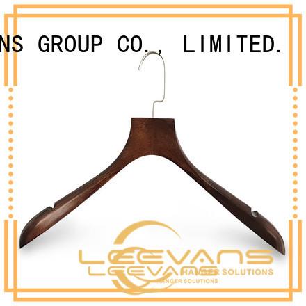 LEEVANS pant slim wooden hangers Suppliers for children