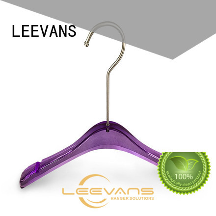 LEEVANS High-quality pretty coat hangers factory for suits