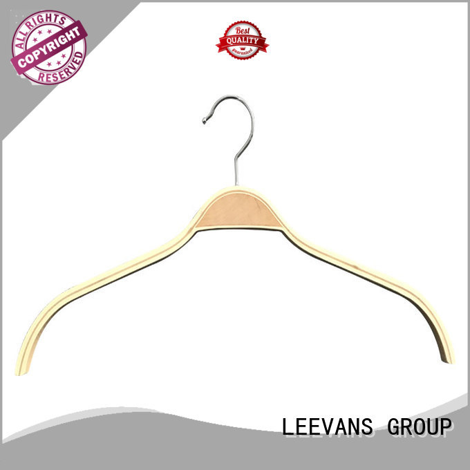 LEEVANS hotel branded coat hangers Suppliers for children