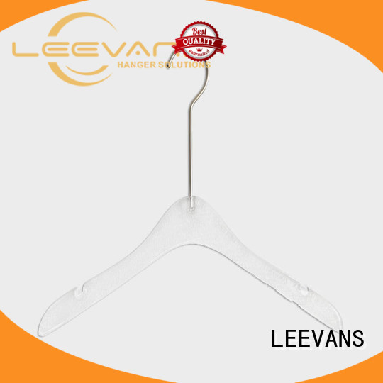LEEVANS Top padded hangers for business for casuals