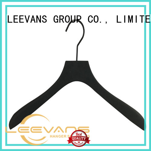 LEEVANS High-quality buy wooden coat hangers for business for pants