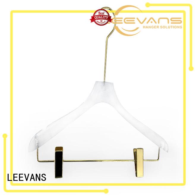 LEEVANS Best custom hangers Supply for jackets