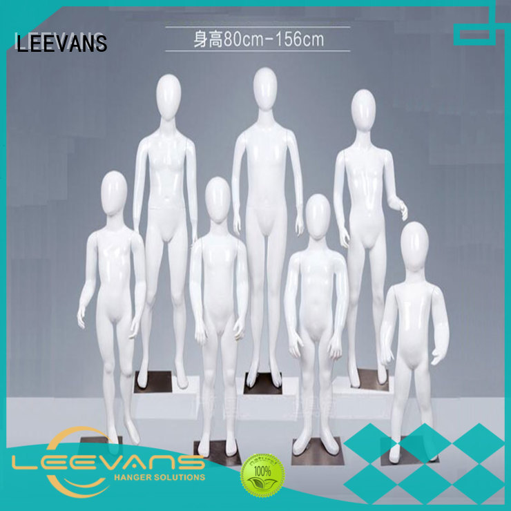 LEEVANS New clothes display mannequin for business