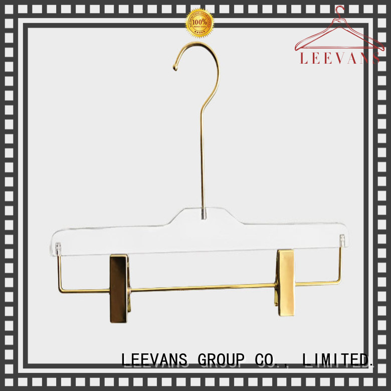 fashion white coat hangers with wide shoulder for jackets