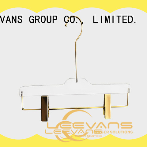 LEEVANS highgrade clothes hanger clips factory for sweaters