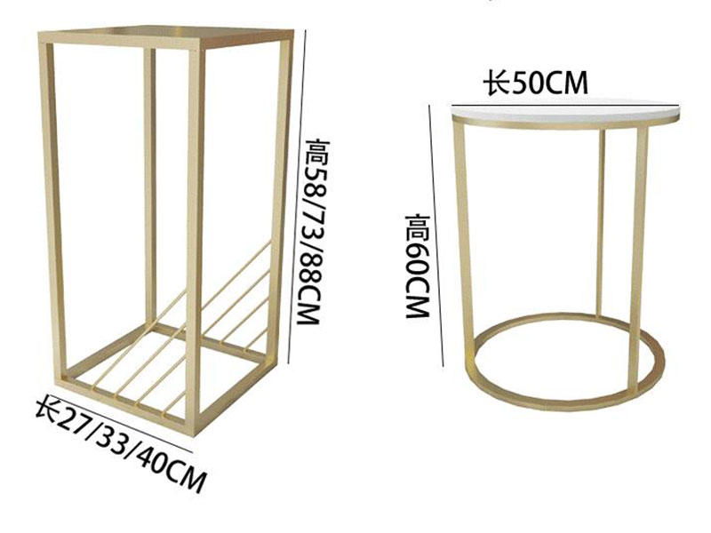 Custom clothes display stand manufacturers-3