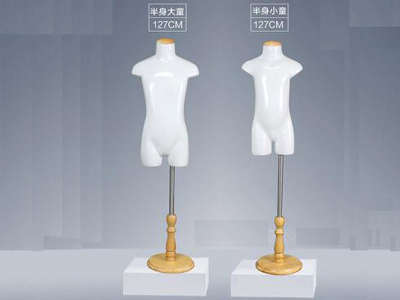product-LEEVANS-Good Quality Full Body Kids Mannequin For Window Display, Children Clothes Mannequin
