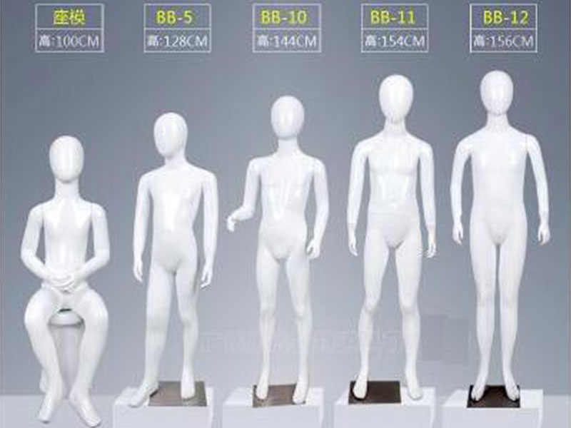 Top clothes display mannequin Supply-1