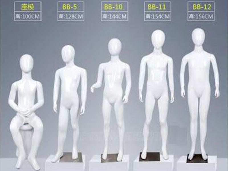 Best clothes display mannequin factory-1
