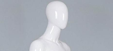 High-quality clothes display mannequin Supply-2