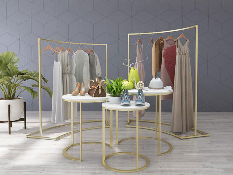 product-boutique clothing rack-LEEVANS-img-1