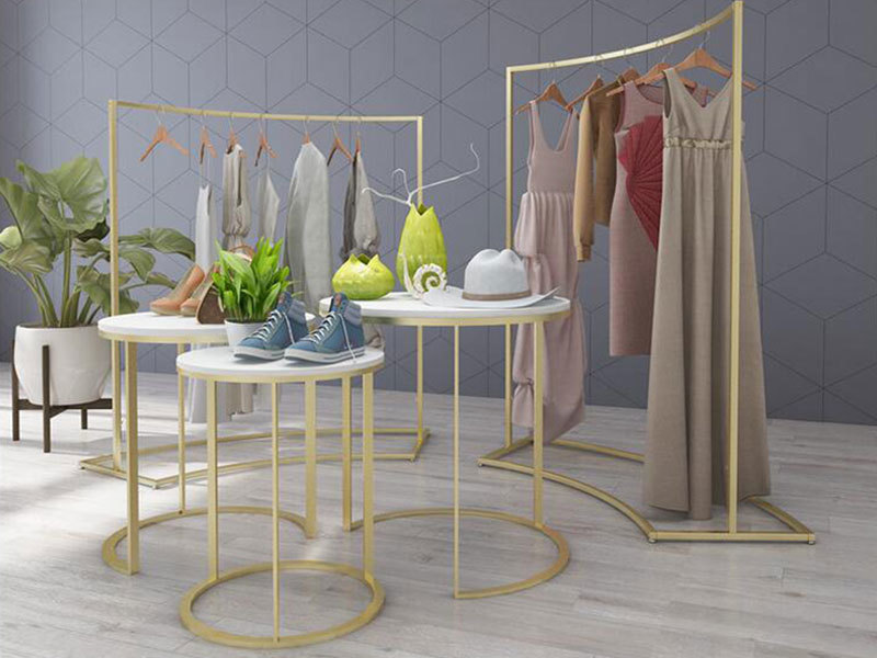 product-LEEVANS-boutique clothing rack-img