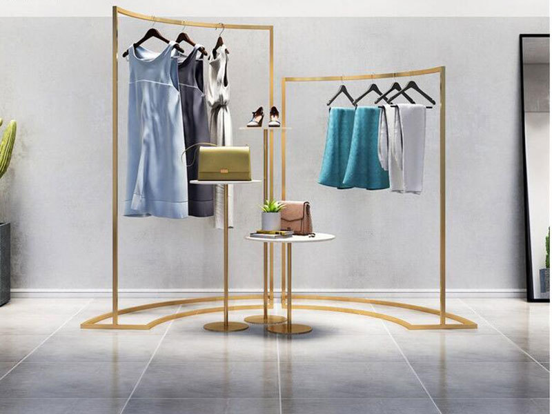 product-LEEVANS-boutique clothing rack-img-1