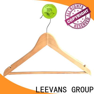 LEEVANS Top trouser coat hangers for business for trouser