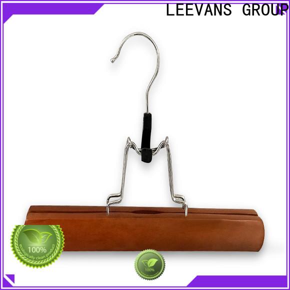 LEEVANS Custom infant hangers manufacturers for pants