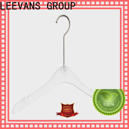 LEEVANS Wholesale office coat hanger for business for suits