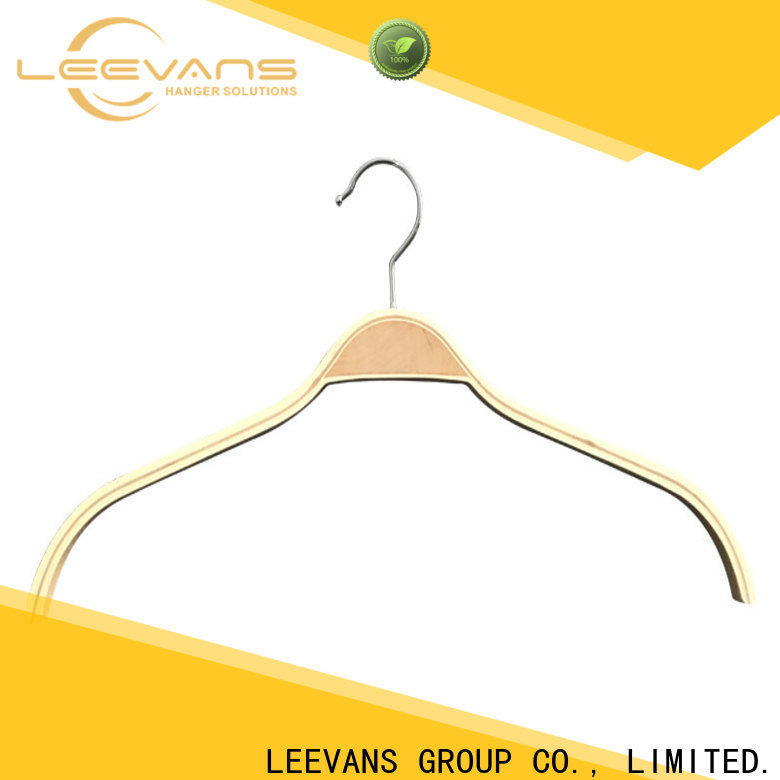 Top where can i buy wooden hangers clips Supply for clothes