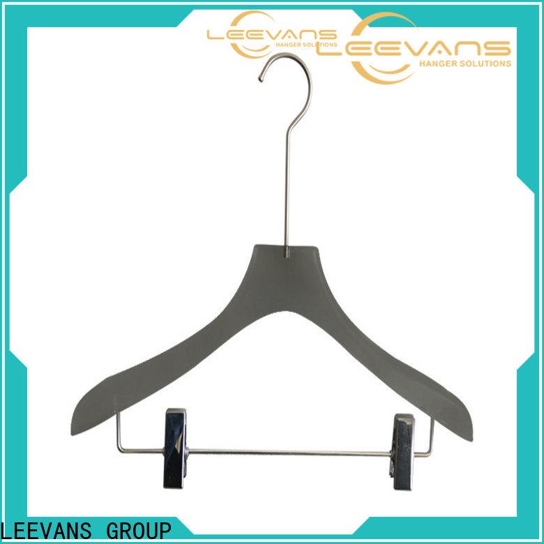 Best custom coat hangers sale manufacturers for suits