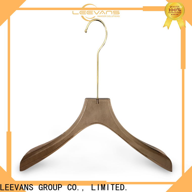 LEEVANS clothing modern clothes hanger manufacturers for casuals