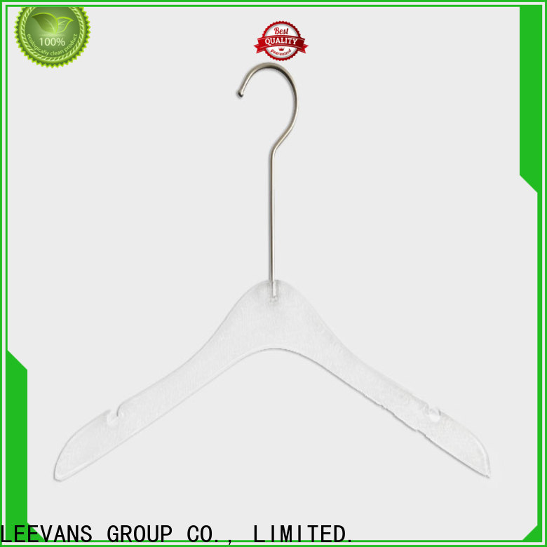 LEEVANS modern office coat hanger manufacturers for T-shirts