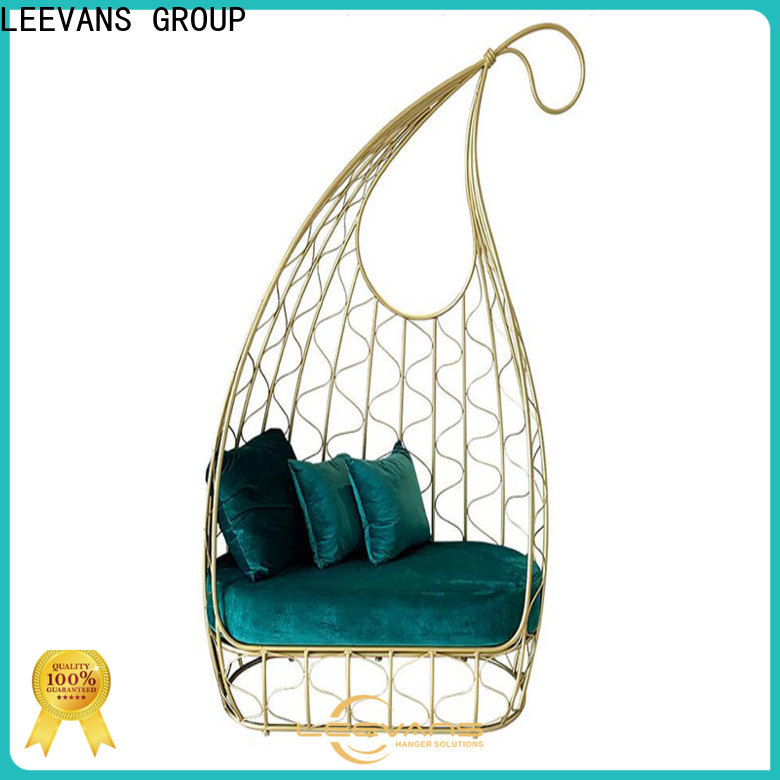 LEEVANS High-quality clothing shop seating company