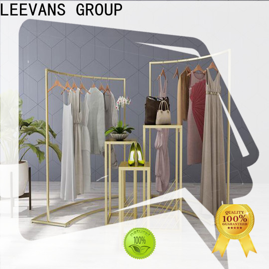 LEEVANS Best clothes display stand Supply