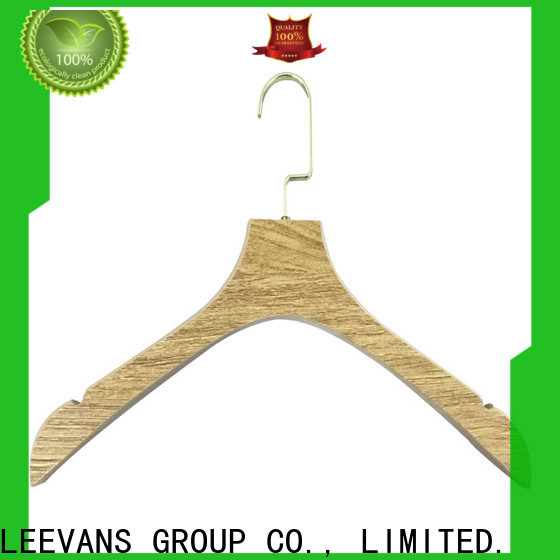 New mens wooden suit hangers specilized Suppliers for skirt