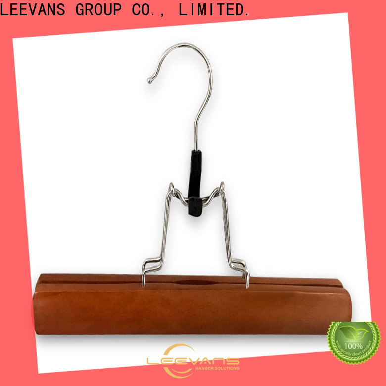 Latest buy wooden coat hangers hangers Suppliers for trouser