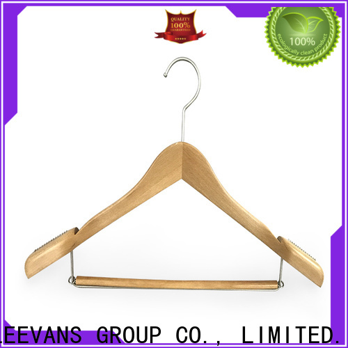 Latest where to buy wooden coat hangers shape manufacturers for clothes