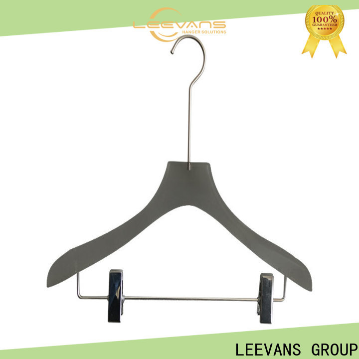 LEEVANS bedroom travel hangers Suppliers for jackets