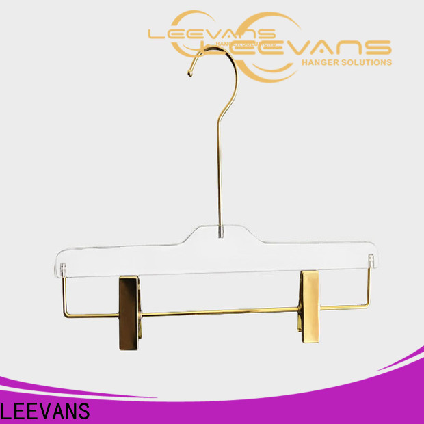LEEVANS High-quality acrylic wall hangers company for suits