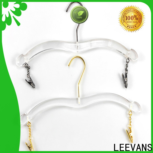 LEEVANS New clear clothes hangers Suppliers for suits