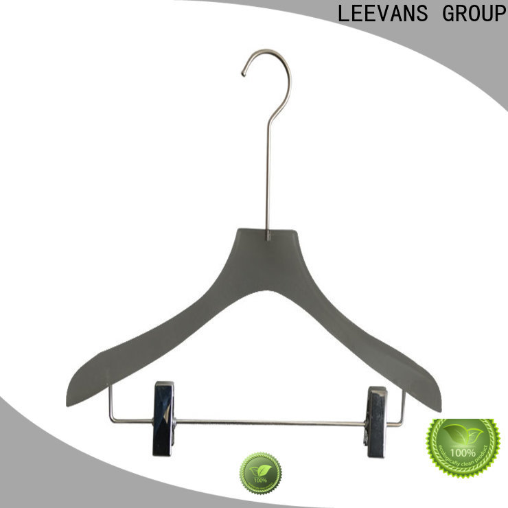 Custom luxury hangers clothes manufacturers for T-shirts