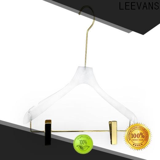 LEEVANS Custom office coat hanger manufacturers for casuals
