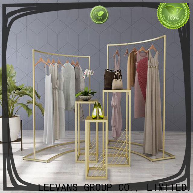LEEVANS High-quality clothes display stand Suppliers