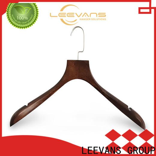 LEEVANS Top mens suit hangers Suppliers for pants