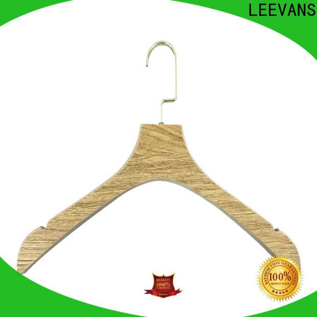 LEEVANS Custom shirt coat hangers for business for kids